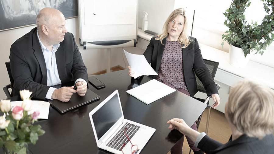 Professionel rekruttering & rådgivning